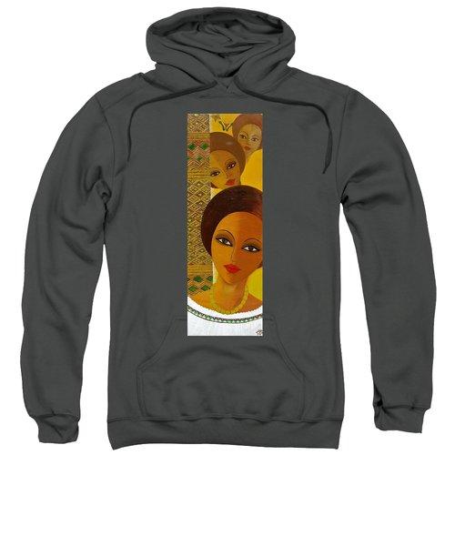 Afro Beauty Sweatshirt