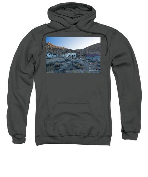 Aguereberry Camp Death Valley National Park Sweatshirt
