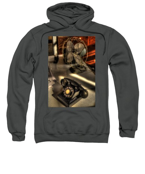Air Conditioned Office  Sweatshirt