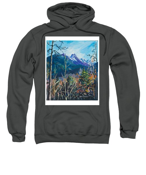 Alaska Autumn Sweatshirt