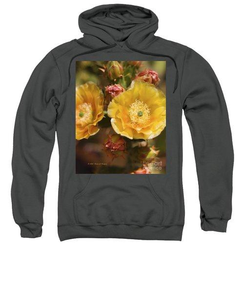 'albispina' Cactus #2 Sweatshirt