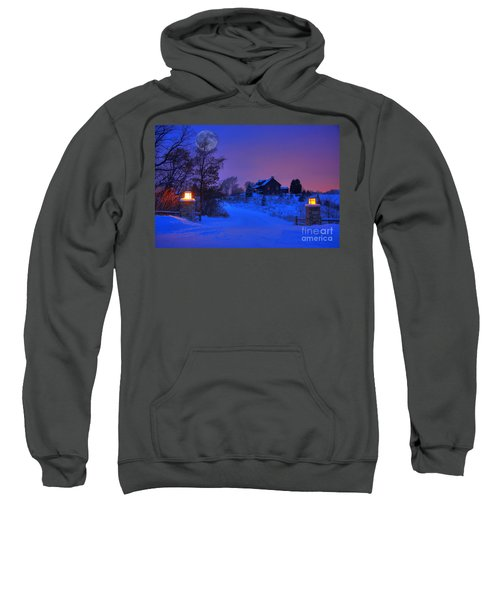 All Is Calm Sweatshirt