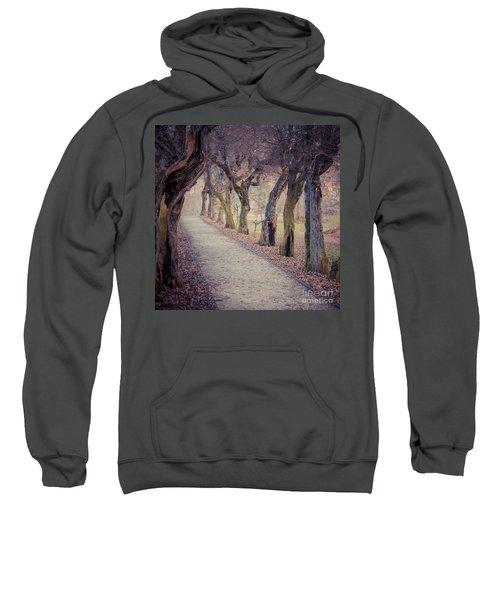 Alley - Square Sweatshirt
