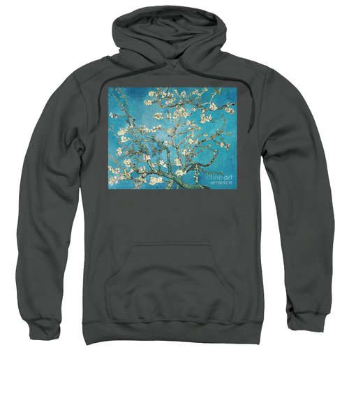 Almond Branches In Bloom Sweatshirt