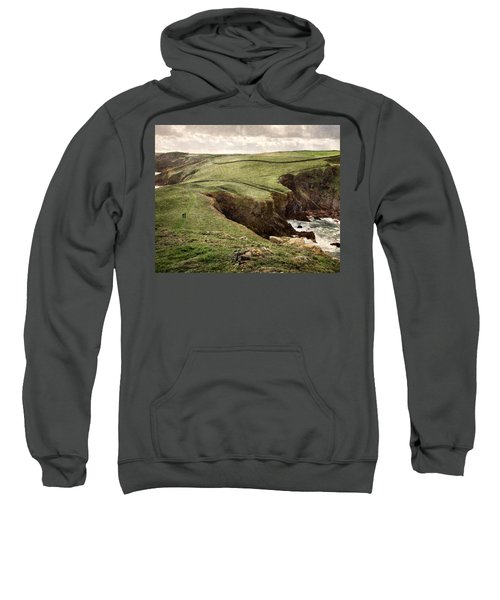 Along The Coast Path Sweatshirt