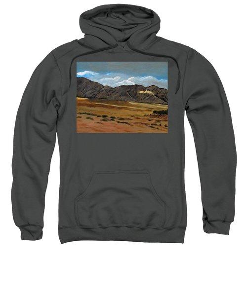 Along The Way To Eilat Sweatshirt