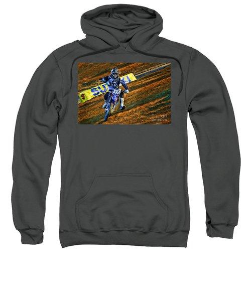 Ama 250sx Supercross Aaron Plessinger Sweatshirt