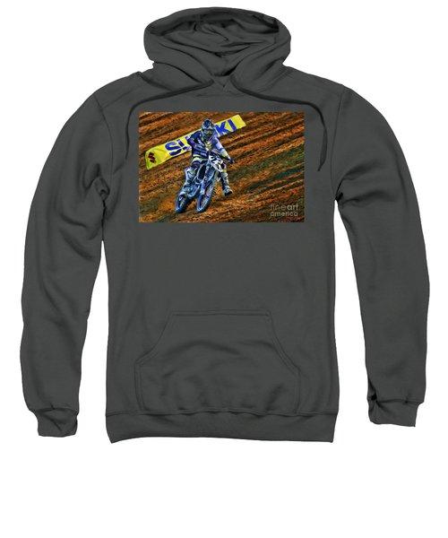Ama 450sx Supercross Jason Anderson Sweatshirt