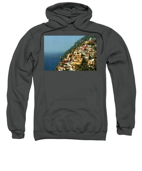 Positano Impression Sweatshirt