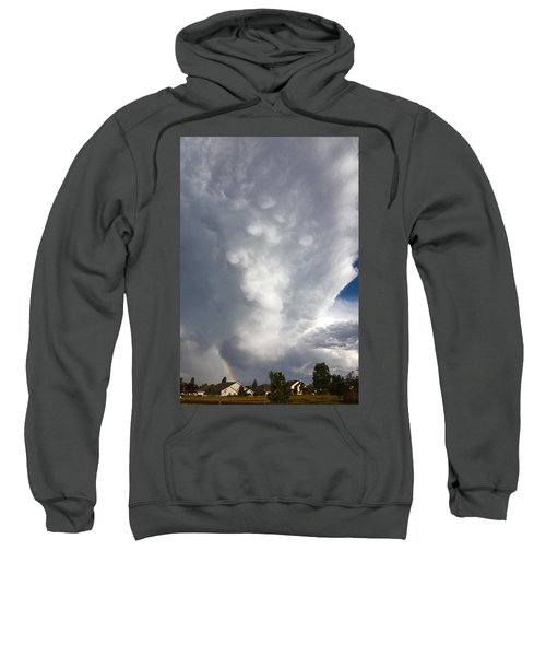 Amazing Storm Clouds Sweatshirt