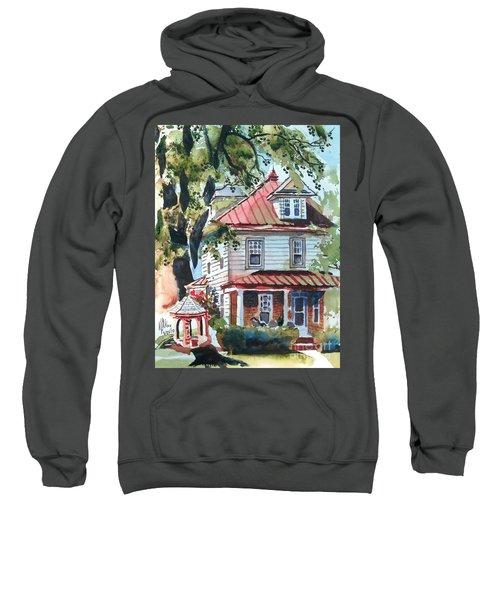 American Home With Children's Gazebo Sweatshirt