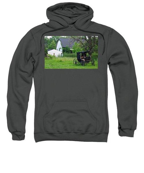 Amish Way Of Life Sweatshirt