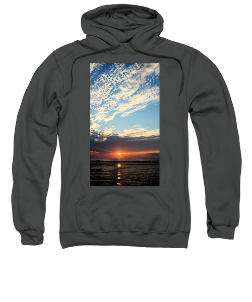 An Ocean And A Sunrise Sweatshirt