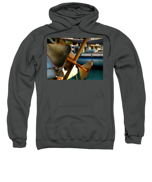 Anchors Away Sweatshirt