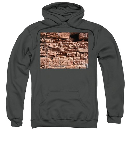 Sweatshirt featuring the photograph Ancient by Denise Railey