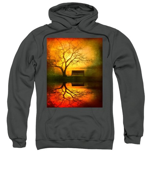 And I Will Wait For You Until The Sun Goes Down Sweatshirt