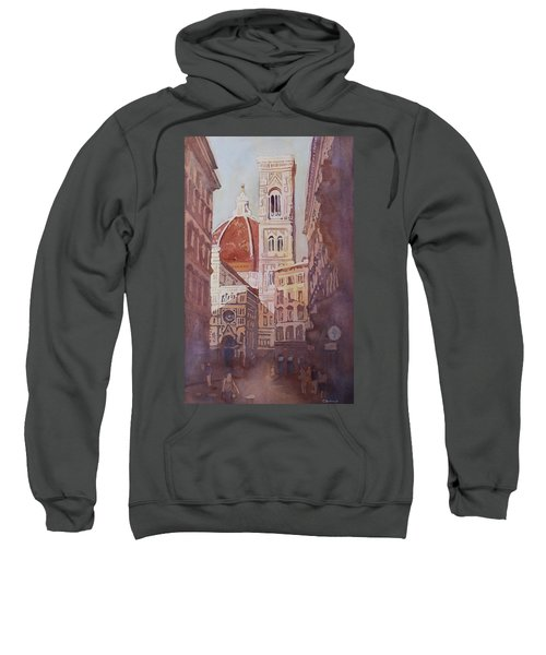 And Suddenly The Duomo Sweatshirt