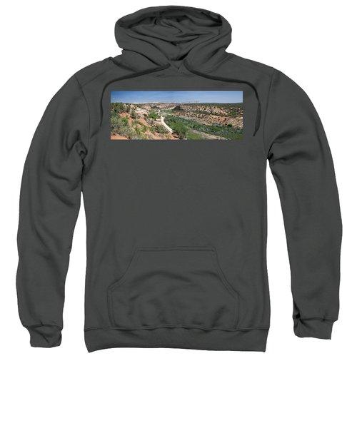 Angel Canyon Utah Sweatshirt