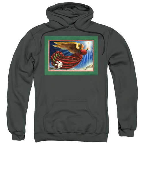 Angel Of The Star Sweatshirt