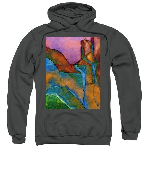 Anklet Sweatshirt