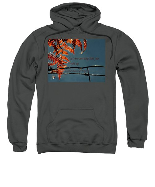 Another Chance Sweatshirt