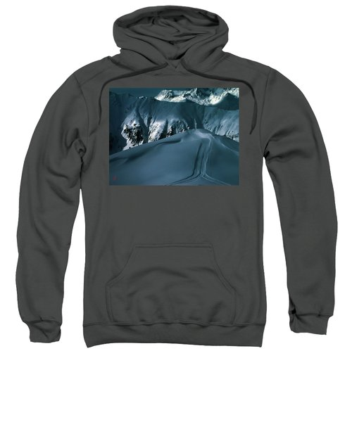 Another Late Day In The Mountains  Sweatshirt