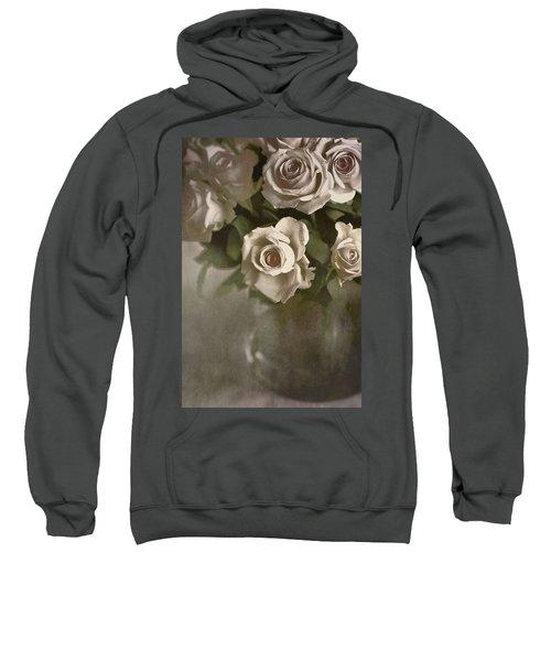 Antique Roses Sweatshirt