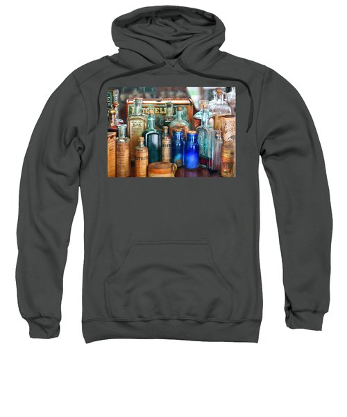 Apothecary - Remedies For The Fits Sweatshirt