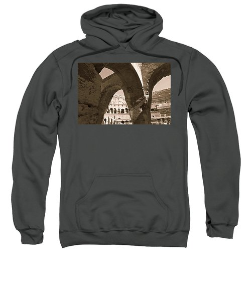Arches In The Colosseum Sweatshirt
