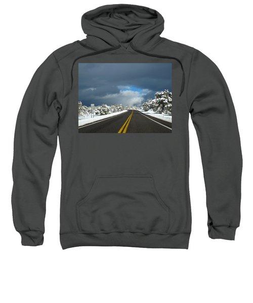 Arizona Snow 1 Sweatshirt
