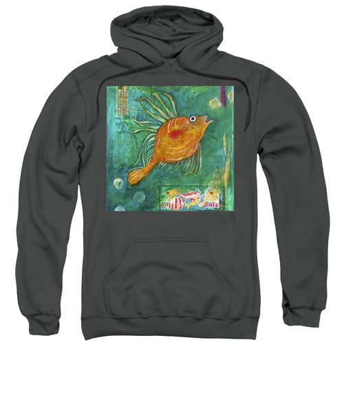 Asian Fish Sweatshirt