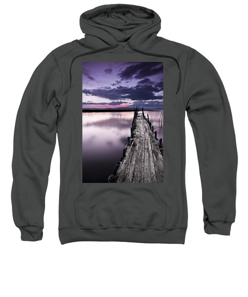 At The End Sweatshirt