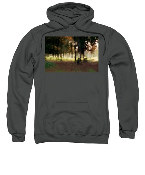 At The Yarkon Park Tel Aviv Sweatshirt