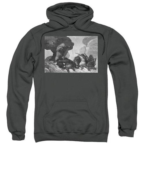 Attack Sweatshirt
