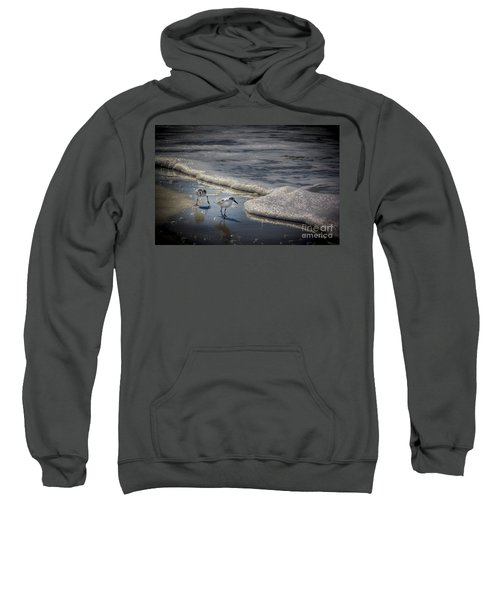 Attack Of The Sea Foam Sweatshirt