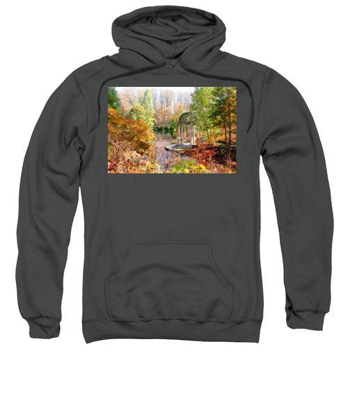 Autumn In Longwood Gardens Sweatshirt