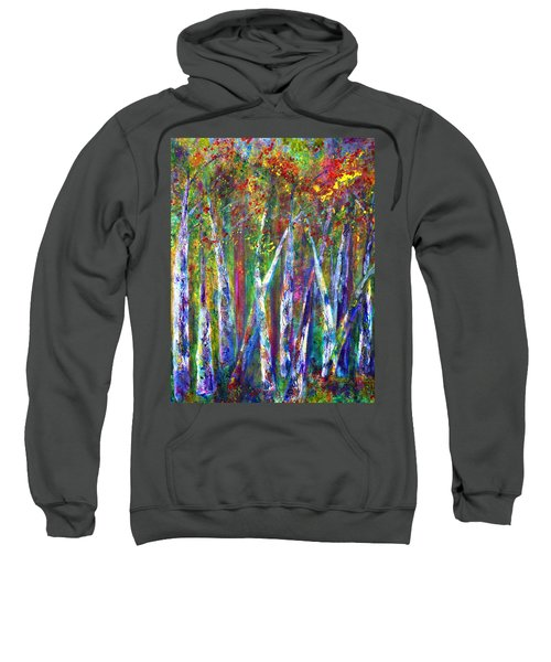 Autumn In Muskoka Sweatshirt
