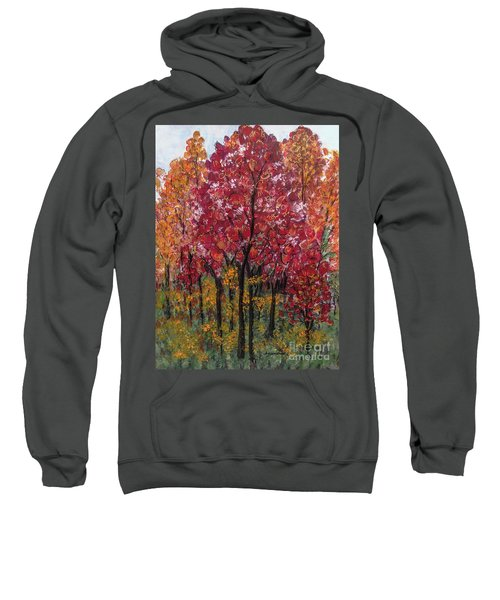 Autumn In Nashville Sweatshirt