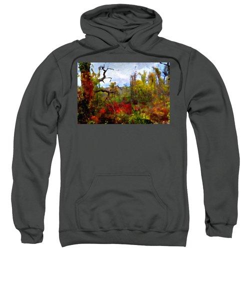 Autumn In New England Sweatshirt