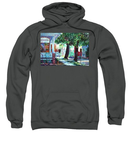 Autumn On East Main Sweatshirt