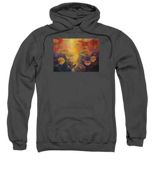 Autumn On Winslow Lake Sweatshirt