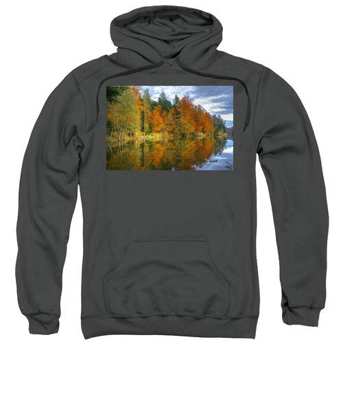 Autumn Reflection Sweatshirt