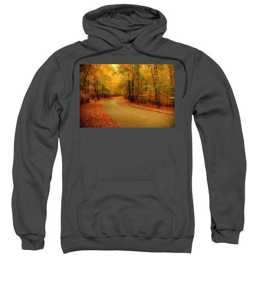 Autumn Serenity - Holmdel Park  Sweatshirt