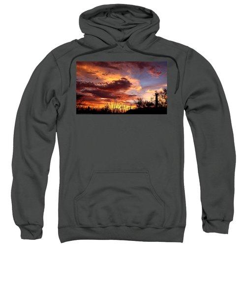 Az Monsoon Sunset Sweatshirt