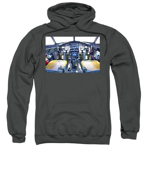B-17 Front Office Sweatshirt