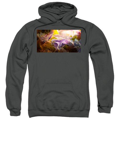Baby Hydrangeas Sweatshirt