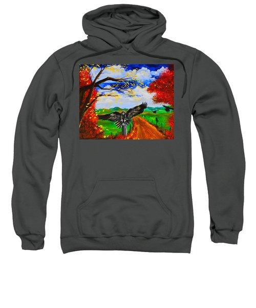 Back Roads Hangout Sweatshirt