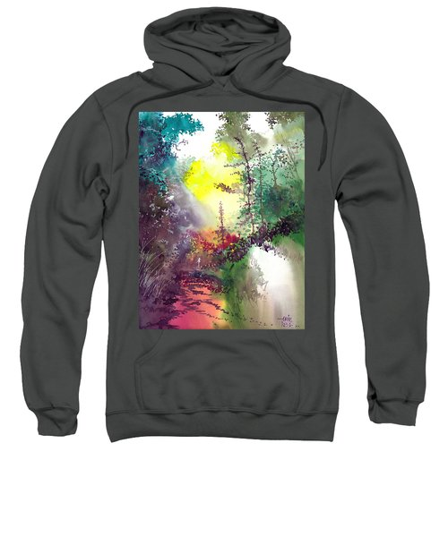 Back To Jungle Sweatshirt