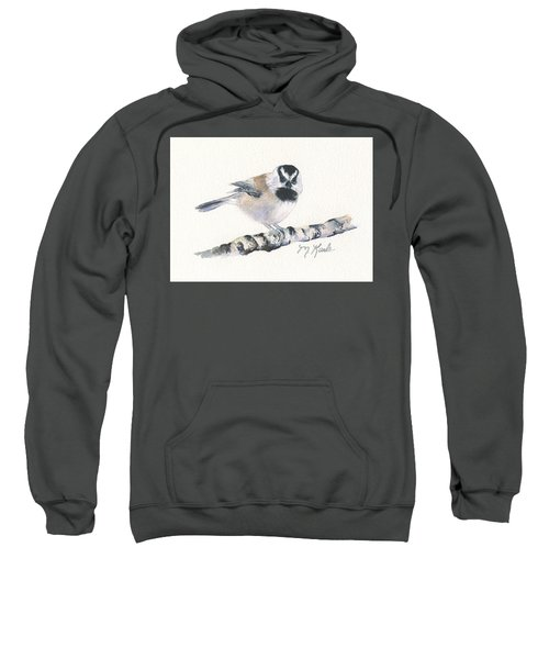 Backyard Busybody - Mountain Chickadee Sweatshirt