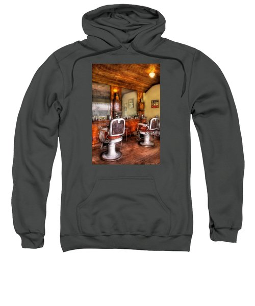 Barber - The Barber Shop II Sweatshirt